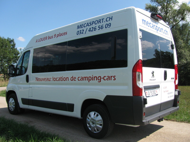 photos garage m casport bassecourt camping cars et location de v hicules jura. Black Bedroom Furniture Sets. Home Design Ideas
