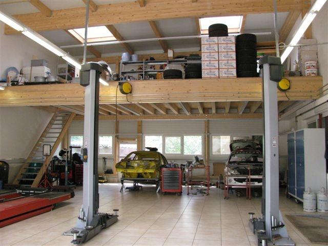 A propos de nous garage m casport bassecourt camping for Location de garage pour camping car